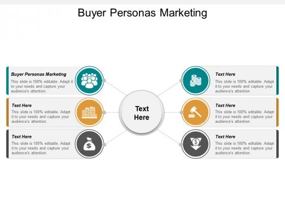 Buyer Personas Marketing Ppt PowerPoint Presentation Show Visual Aids Cpb