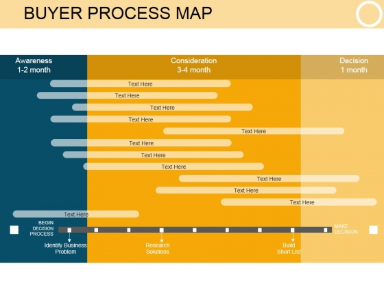 buyer process map template 2 ppt powerpoint presentation example, Modern powerpoint