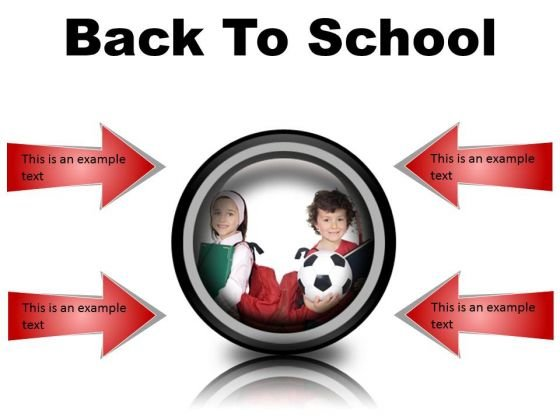 Back To School Education PowerPoint Presentation Slides Cc