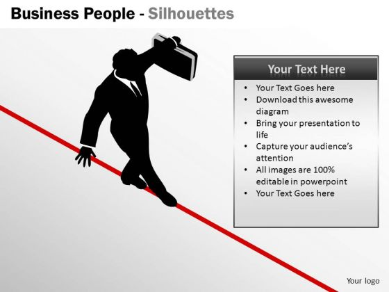 Balance Business Goals PowerPoint Slides And Ppt Diagram Templates