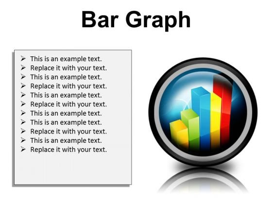 Bar Graph Business PowerPoint Presentation Slides Cc