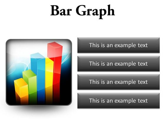 Bar Graph Business PowerPoint Presentation Slides S
