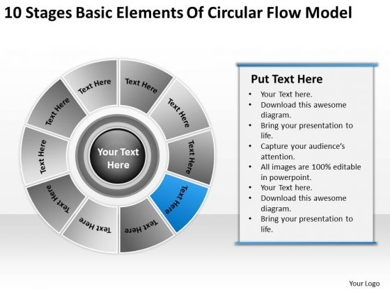 Basic Elements Of Circular Flow Model Writing Business Plan