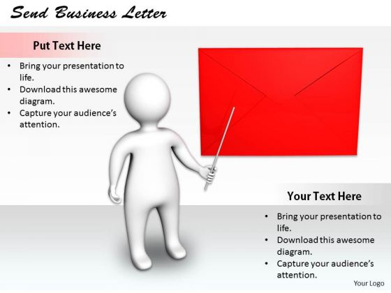 Basic Marketing Concepts Send Business Letter Adaptable