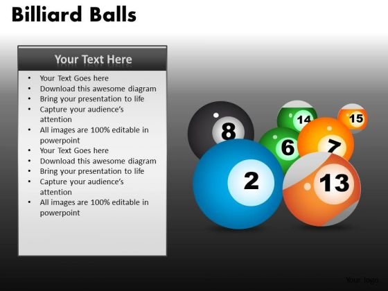 Billiard Balls PowerPoint