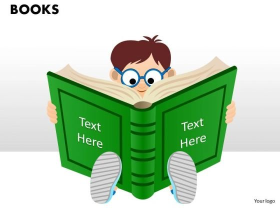 Books PowerPoint Slides And Ppt Diagram Templates