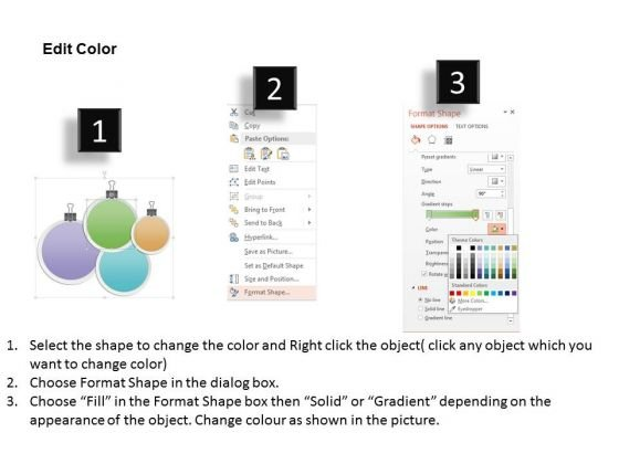 busines_diagram_four_bulb_design_for_text_representation_presentation_template_3