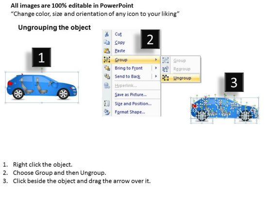 business_2_door_blue_car_side_powerpoint_slides_and_ppt_diagram_templates_2