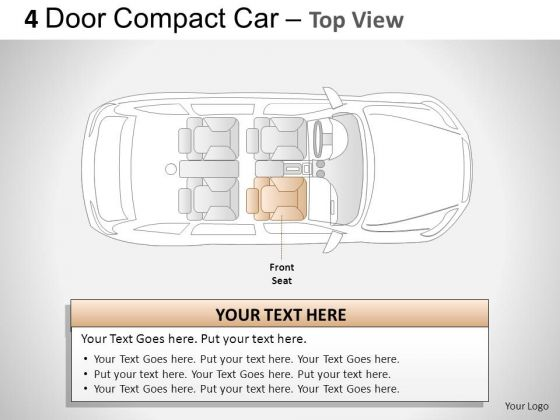 business 4 door red car top view powerpoint slides and ppt diagrams Car Accident Diagram Top View business_4_door_red_car_top_view_powerpoint_slides_and_ppt_diagrams_templates_1