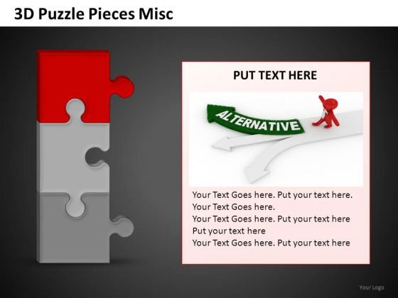 Business Alternatives PowerPoint Slides