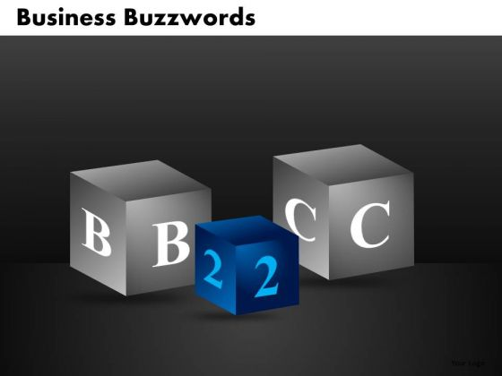 Business B2c PowerPoint Ppt Templates
