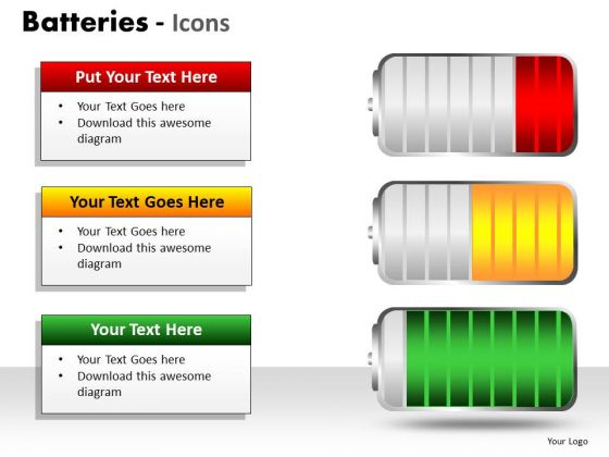 Business Batteries PowerPoint Slides And Ppt Diagram Templates