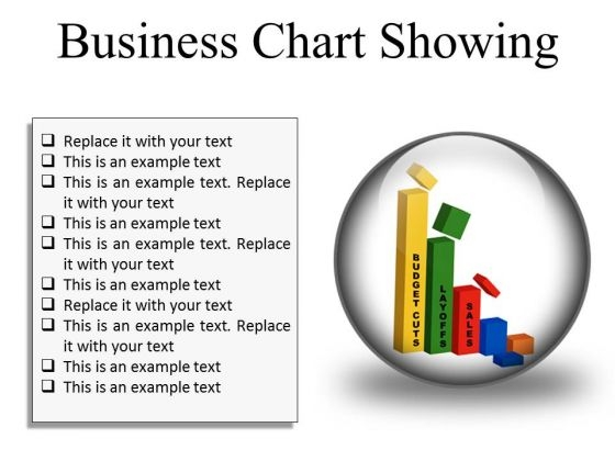 Business Chart Success PowerPoint Presentation Slides C