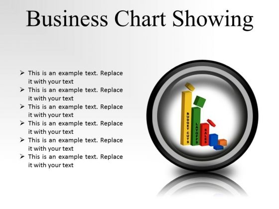 Business Chart Success PowerPoint Presentation Slides Cc