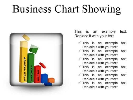 Business Chart Success PowerPoint Presentation Slides S