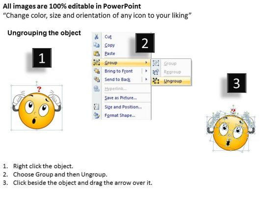 business_charts_powerpoint_templates_design_of_confused_emoticon_sales_2