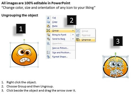 business_charts_powerpoint_templates_emoticon_showing_angry_face_sales_2