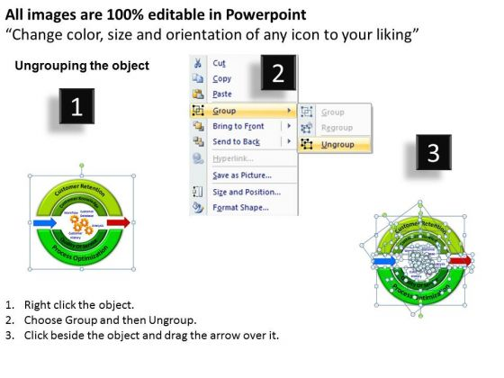 business_circle_charts_powerpoint_templates_business_crm_customer_relationship_ppt_slides_2