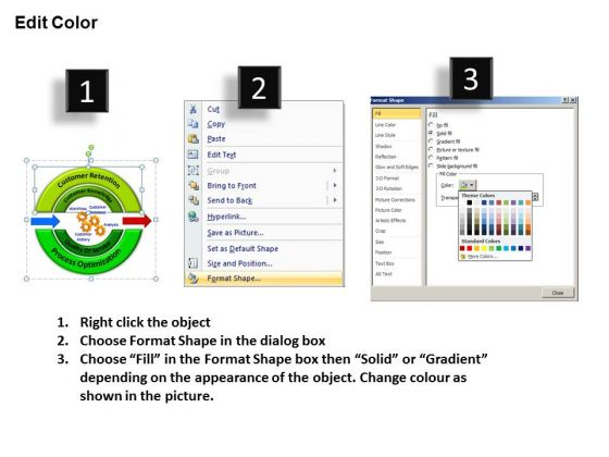 business_circle_charts_powerpoint_templates_business_crm_customer_relationship_ppt_slides_3
