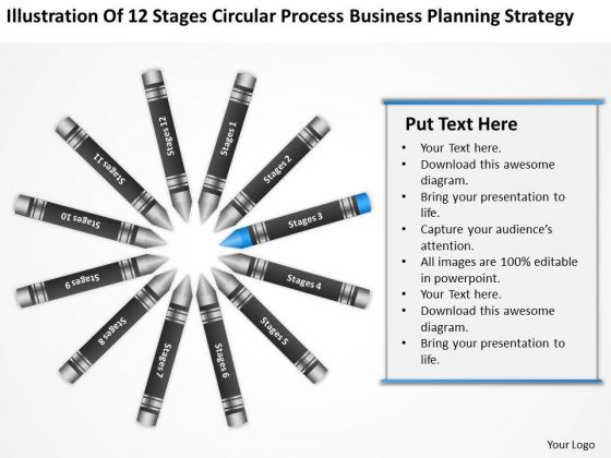Business Concept Diagram Planning Strategy Ppt PowerPoint Templates Backgrounds For Slide