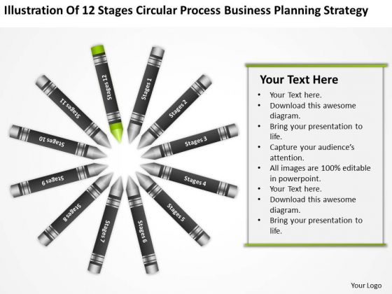 Business Concept Diagram Planning Strategy Ppt PowerPoint Templates Backgrounds For Slides