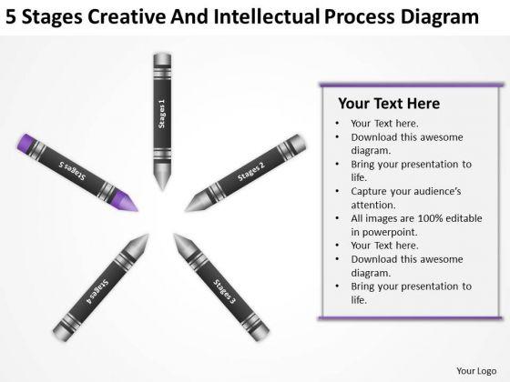 Business Concept Diagram Process Ppt PowerPoint Templates Backgrounds For Slides
