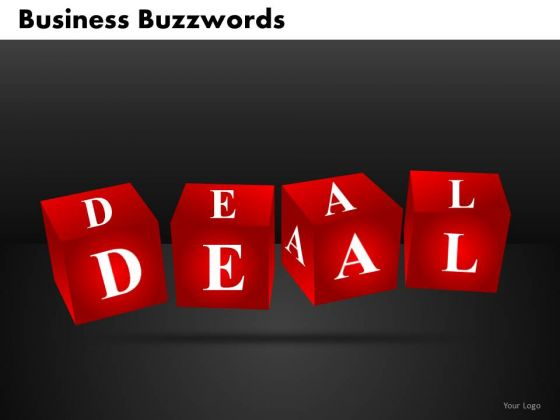 Business Deal PowerPoint Ppt Templates