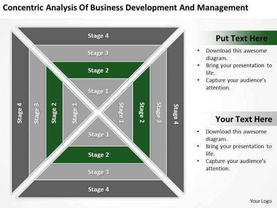 Business Development And Management Ppt Plan Proposal Template PowerPoint Templates
