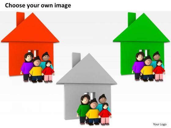 business_development_process_diagram_3d_family_with_hut_powerpoint_slides_2