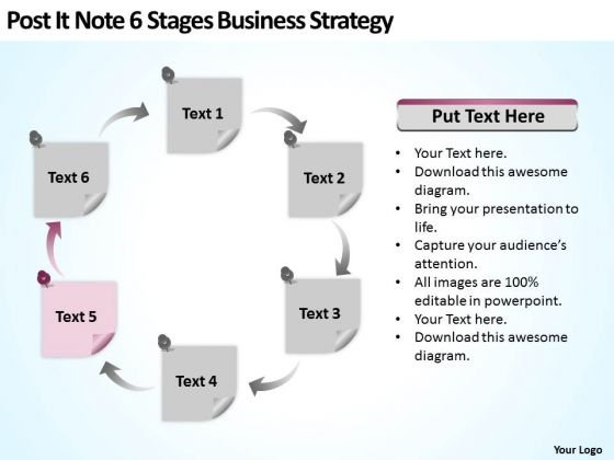 Business Development Strategy Template Ppt Writing Plans Examples