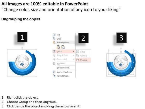 business_diagram_3d_binary_globe_vector_in_circular_diagram_presentation_template_2