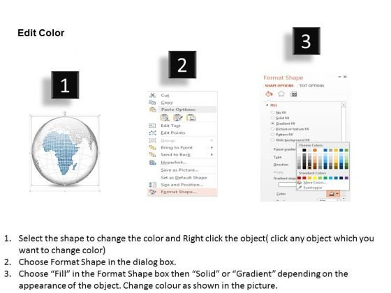 business_diagram_3d_blue_color_africa_highlighted_binary_globe_presentation_template_3