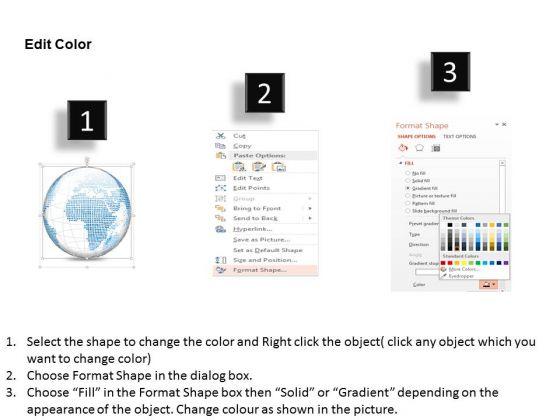 business_diagram_3d_small_area_specific_globes_vectors_presentation_template_3