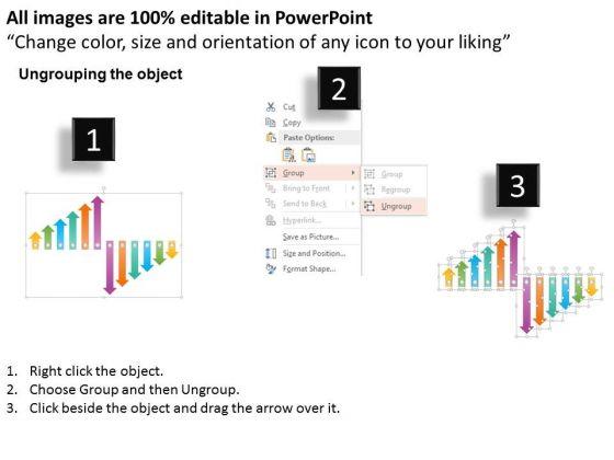 business_diagram_arrow_diagram_graph_of_development_presentation_template_2