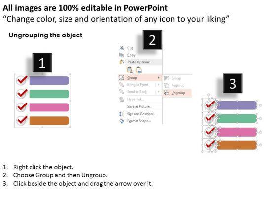 business_diagram_checklist_for_process_management_presentation_template_2