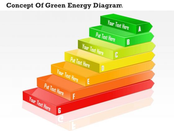 Business Diagram Concept Of Green Energy Diagram PowerPoint Ppt Presentation