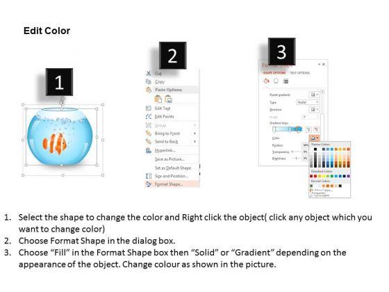 business_diagram_fish_bowl_three_steps_diagram_presentation_template_3