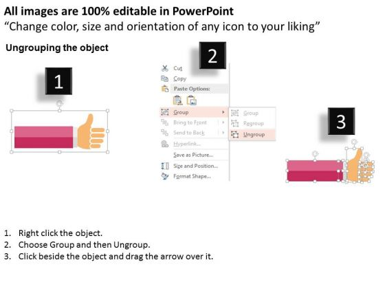 business_diagram_five_hands_icons_for_strategy_and_business_presentation_template_2