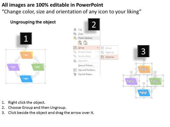 business_diagram_folders_in_circular_flow_presentation_template_2