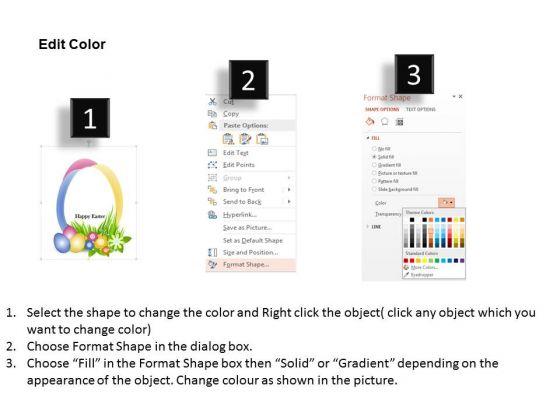 business_diagram_for_easter_celebration_presentation_template_3