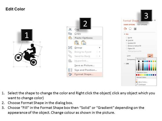 business_diagram_four_bike_icons_with_text_boxes_presentation_template_3