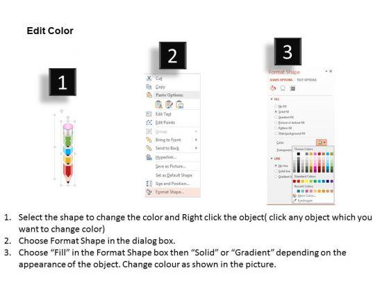 business_diagram_four_staged_vertical_pencil_diagram_presentation_template_3