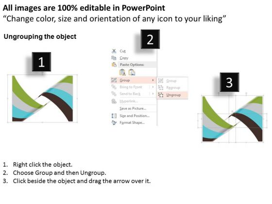business_diagram_four_stages_info_graphic_presentation_template_2