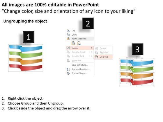 business_diagram_four_steps_process_info_graphic_slide_presentation_template_2