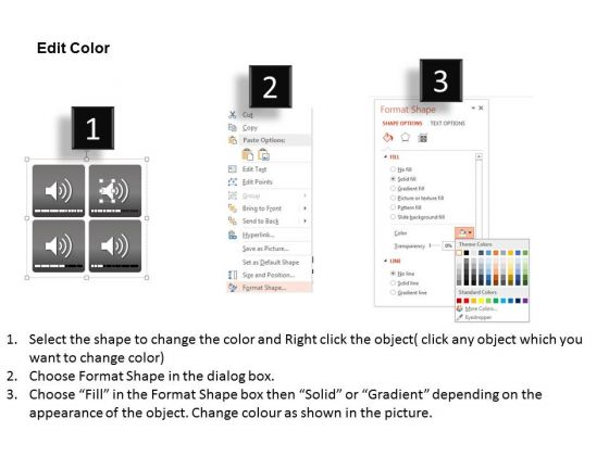 business_diagram_four_steps_volume_icons_presentation_template_3