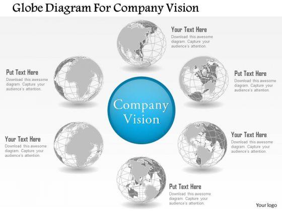 Business diagram globe diagram for company vision presentation business diagram globe diagram for company vision presentation template powerpoint templates toneelgroepblik Choice Image
