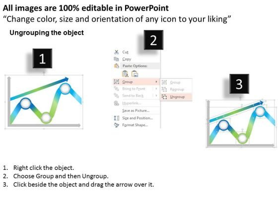 business_diagram_graph_for_economical_growth_presentation_template_2