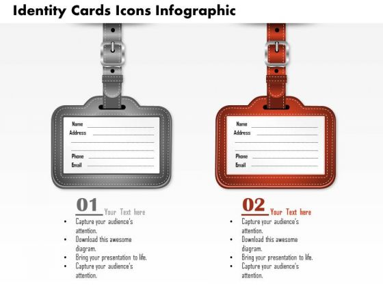 Id card PowerPoint templates, Slides and Graphics