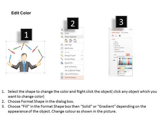 business_diagram_illustration_of_juggling_ideas_presentation_template_3