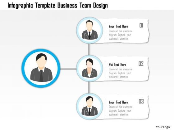 Business Diagram Infographic Template Business Team Design Presentation Template
